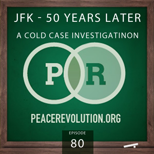 The Peace Revolution Podcast (Archive Stream 2006-Present)