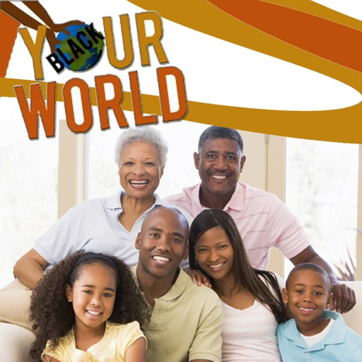 Cover image of Your Black World