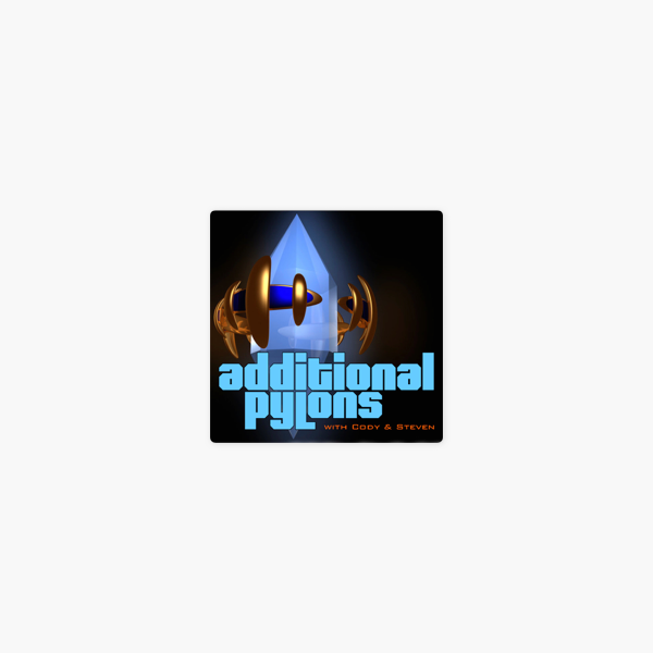 Additional Pylons on Apple Podcasts