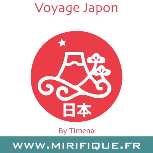 Cover image of Voyage Japon