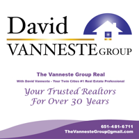 Twin Cities, MN Real Estate Podcastwith David Vanneste podcast