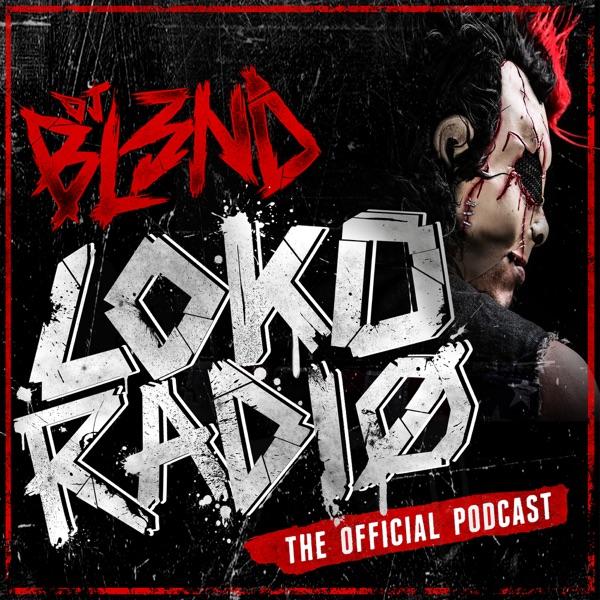 DJ BL3ND Loko Radio