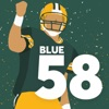 Blue 58 - A Packers Podcast artwork
