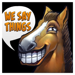 We Say Things - an esports and Dota podcast with SUNSfan & syndereN
