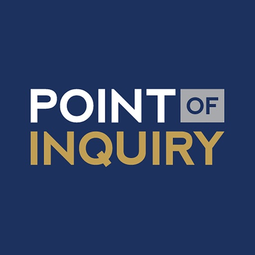 Cover image of Point of Inquiry