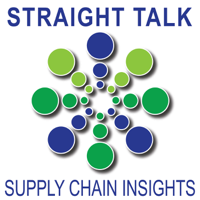Straight Talk With Supply Chain Insights podcast