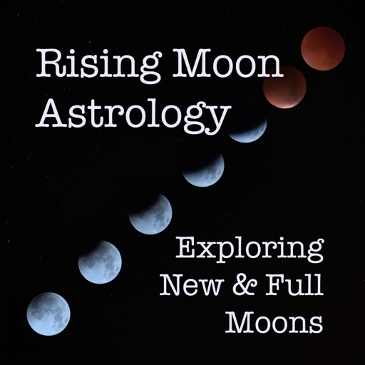 Cover image of Rising Moon Astrology Podcast