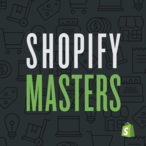 Cover image of Shopify Masters | The ecommerce business and marketing podcast for ambitious entrepreneurs