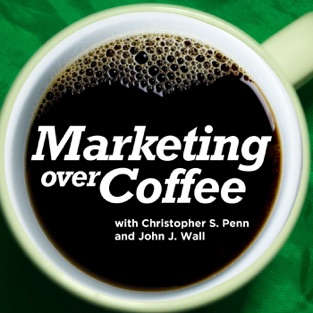 Podcast Title - Marketing Over Coffee