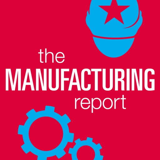Cover image of The Manufacturing Report