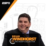 Image of Brian Windhorst & The Hoop Collective podcast