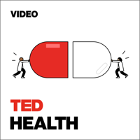 Podcast cover art for TEDTalks Health