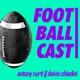 NFL no Footballcast | Antony Curti