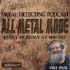 All Metal Mode's show artwork