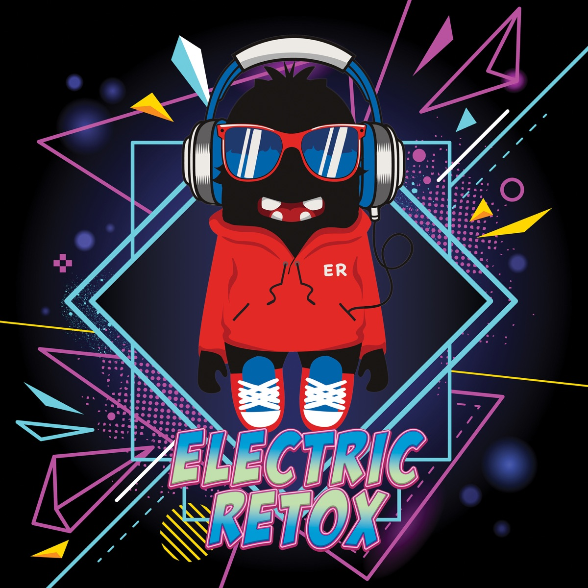 Electric Retox - Electronic Music Podcast
