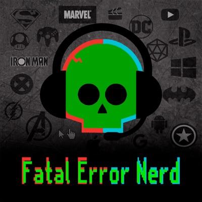 Fatal Error Nerd:Vinicius Gomes