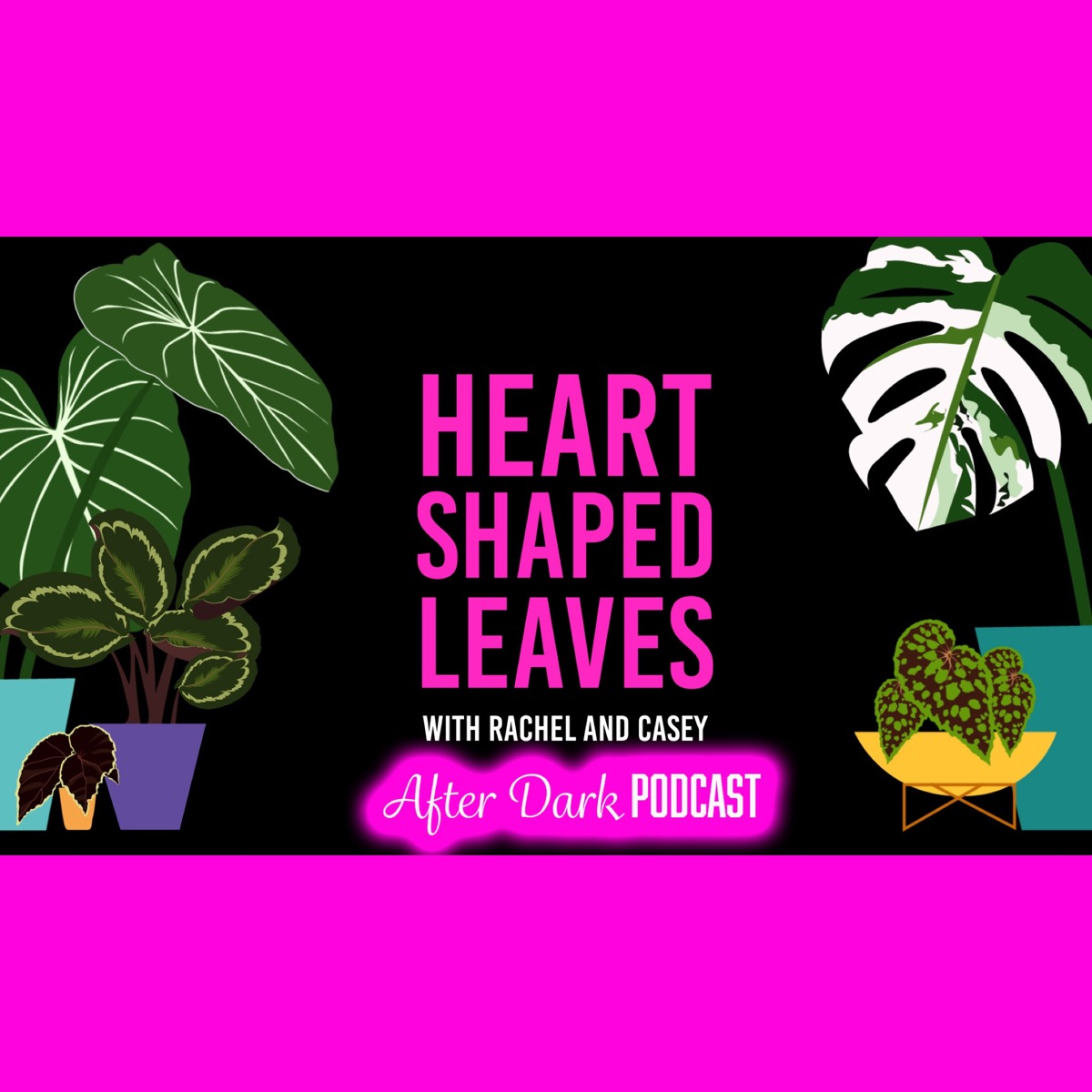 Heart Shaped Leaves After Dark Podcast | Lyssna här