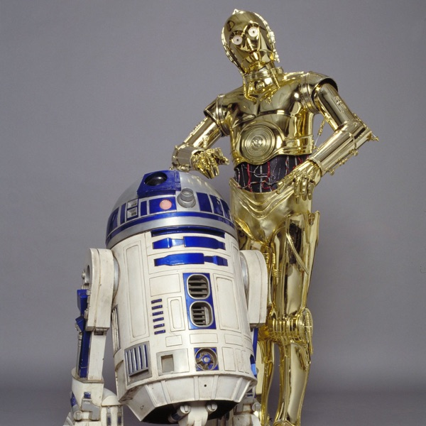 Two Droids and a Mic