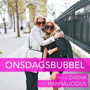 Onsdagsbubbel med Dasha och Hannalicious