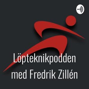 Löpteknikpodden med Fredrik Zillén