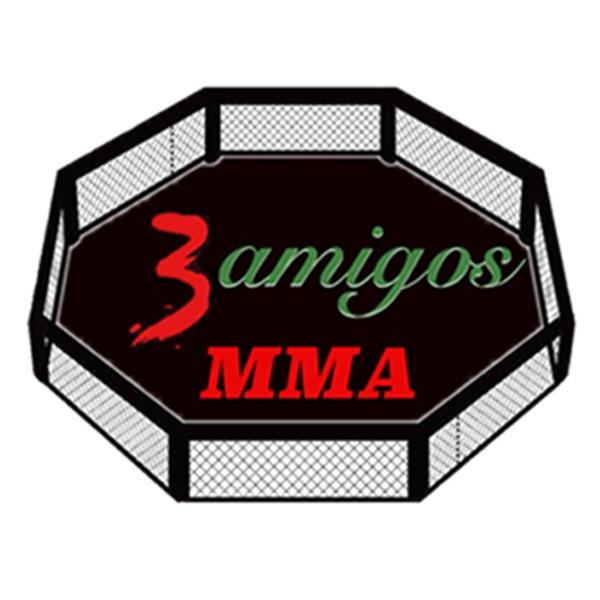3 amigos MMA