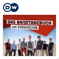 Podcast cover art for Das Bandtagebuch mit EINSHOCH6 | Reise um die Welt (Musikvideos)