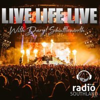 Live Life Live with Daryl Shuttleworth podcast