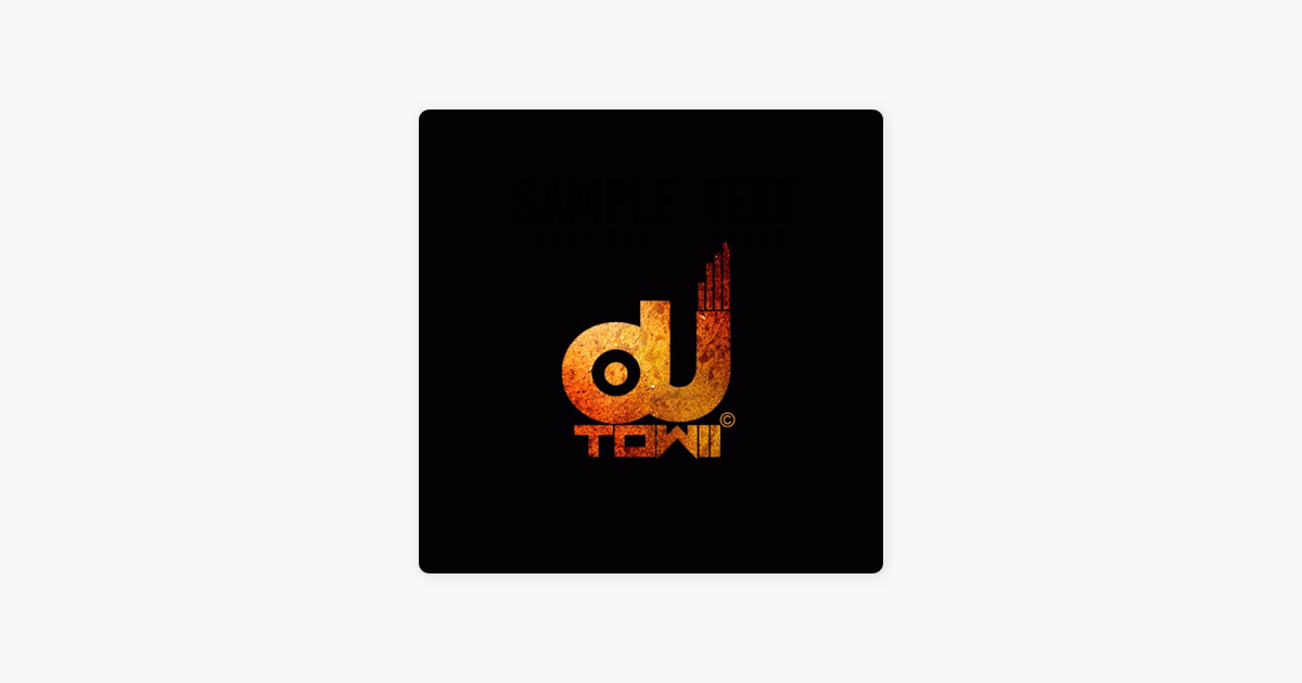 DJ Towii Mixes on Apple Podcasts