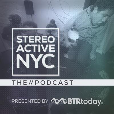 StereoactiveNYC:J. McVay