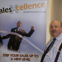 Colly Graham - salesxcellence podcast