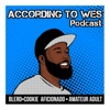 According To Wes Podcast artwork