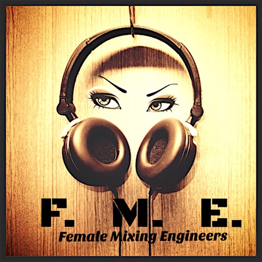 Cover image of Female Mixing Engineers Music Podcast