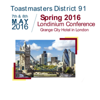 District 91 Spring Conference 2016 podcast