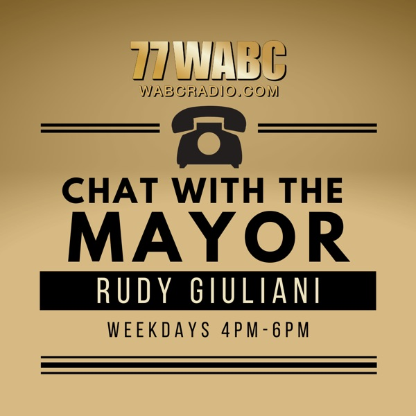 Rudy Giuliani on 77 WABC