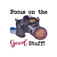 Focus on the Good Stuff podcast