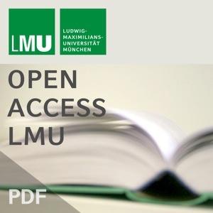 Münchner Altbestände - Open Access LMU - Teil 01/05