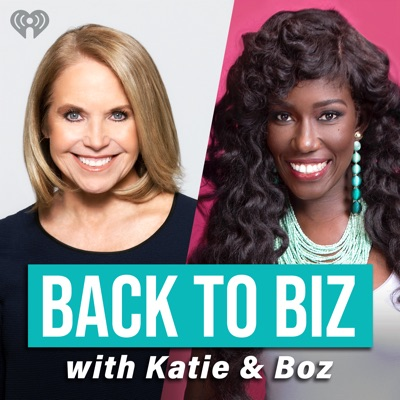 Back to Biz with Katie and Boz:iHeartRadio