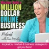 The Sara Moseley Show for unapologetically ambitious online business owners artwork