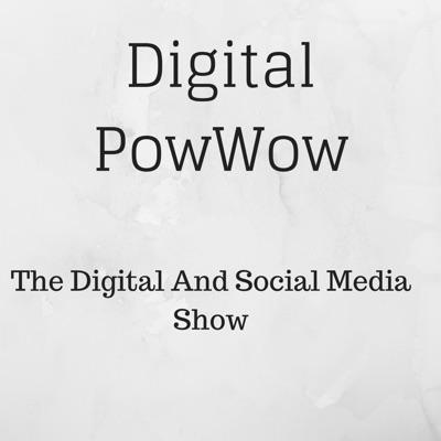 Digital PowWow: Social, Digital Media:gaatha story