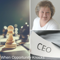 When Opportunity Knocks podcast