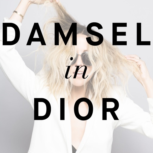 Cover image of Damsel in Dior