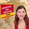 Marketing for Creatives Show | Marketing Tips for Creative Entrepreneurs and Small Business Owners artwork