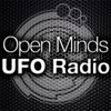 Open Minds UFO Radio artwork