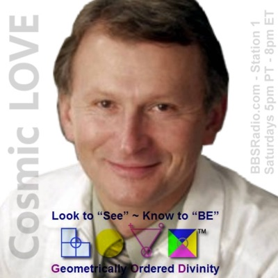 Cosmic LOVE with Dr Christopher Rudy