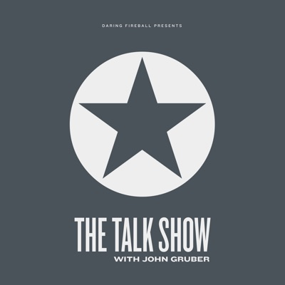 The Talk Show With John Gruber:Daring Fireball / John Gruber