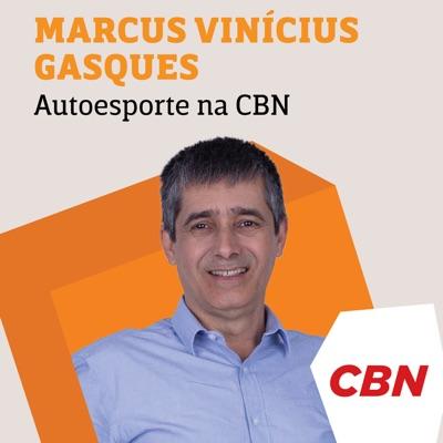 AutoEsporte na CBN - Marcus Vinícius Gasques:CBN