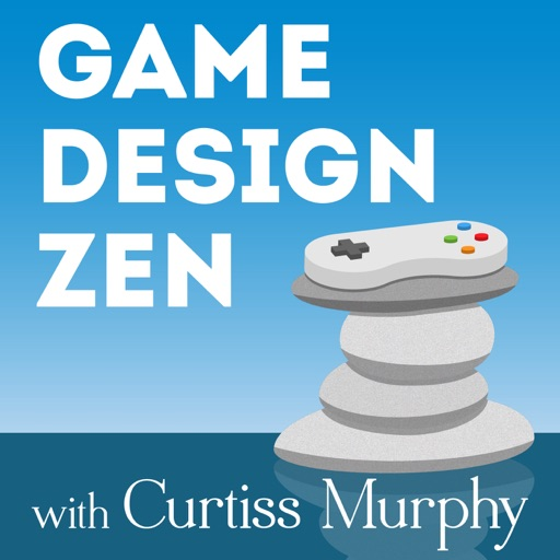 Cover image of Game Design Zen