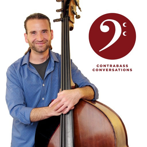Cover image of Contrabass Conversations double bass life
