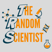 Podcast cover art for The Random Scientist
