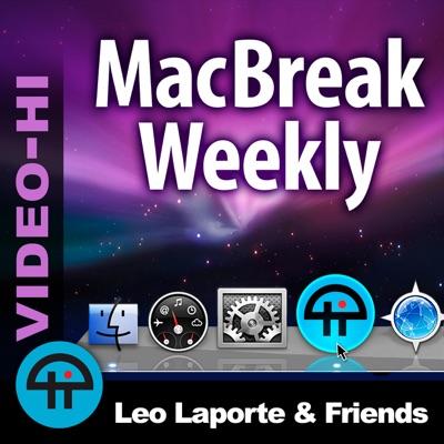 MacBreak Weekly (Video HI):TWiT